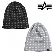Dresscode Shop Alpha Industries Beanie All Over Loose
