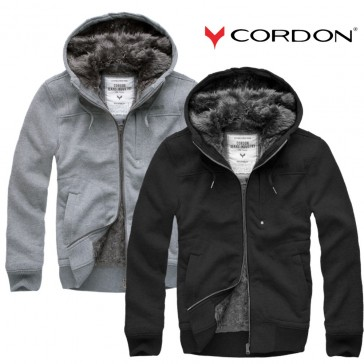cordon sport berlin zip hoody mortimer winterjacke. Black Bedroom Furniture Sets. Home Design Ideas