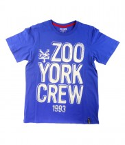 Dresscode Shop Zoo York T-Shirt Wrecking Crew 02
