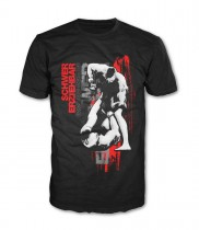 Dresscode Shop Schwer Erziehbar T-Shirt Backyard Fighters